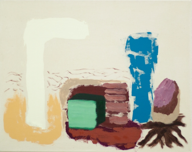 Veronika Hilger, 40x50, 2013.