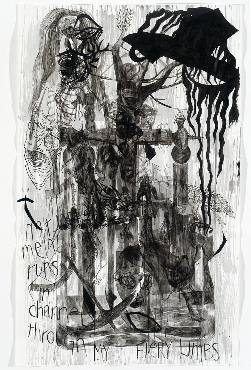 Svenja Kreh, Kreuz im Glas.